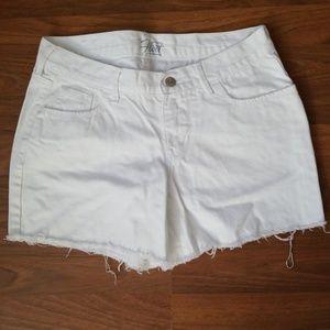 Old navy flirt shorts jean size 4
